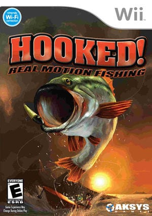 Hooked!- Real Motion Fishing [RXPEXS]