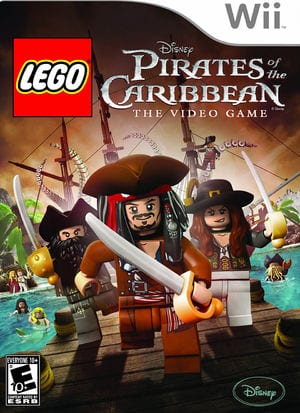 LEGO Pirates of the Carribean [SCJE4Q]