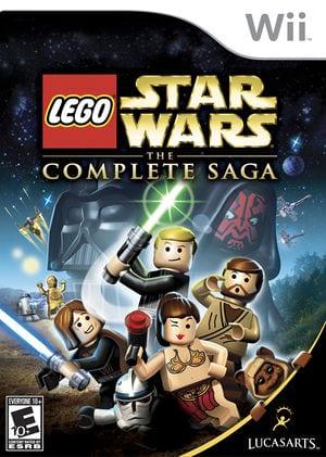 LEGO Star Wars: The Complete Saga [RLGP64]