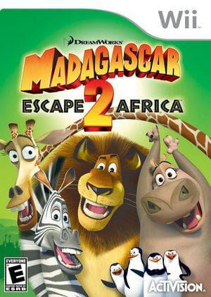 Madagascar - Escape 2 Africa [RRGE52]