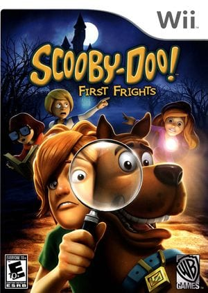 Scooby-Doo! First Frights [RQNEWR]