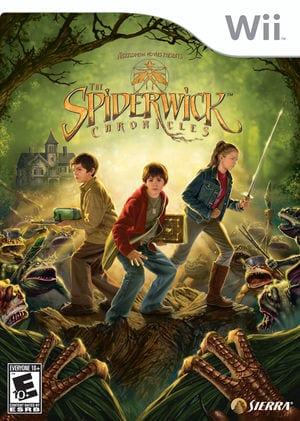 The Spiderwick Chronicles [R48E7D]