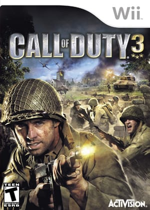 Call of Duty 3 [RCDE52]