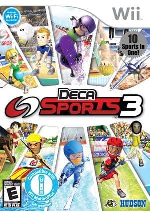 DECA SPORTS 3 [S3DP18]