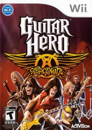 Guitar Hero - Aerosmith [RGVE52]