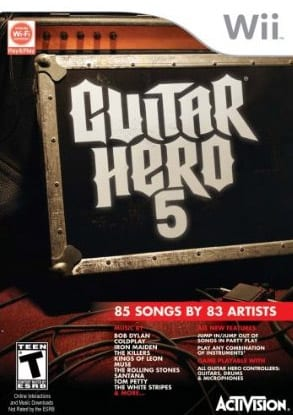 Guitar Hero - 5 [SXEE52]