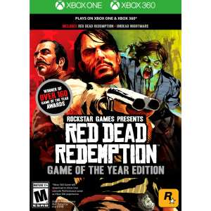 Red Dead Redemtion GOTY