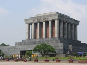 Tomb and Home of Ho Chi Minh
