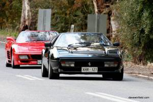 Ferrari Photoshoot – Shane