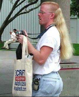 Worst. Haircut. Ever.