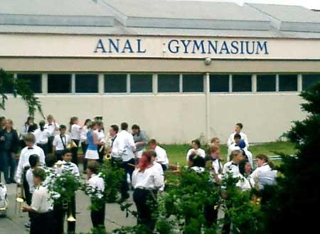 Anal Gymnasium