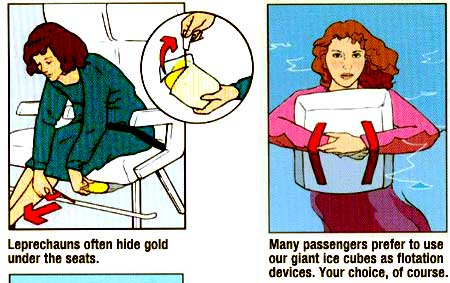 Airplane Safety Tips
