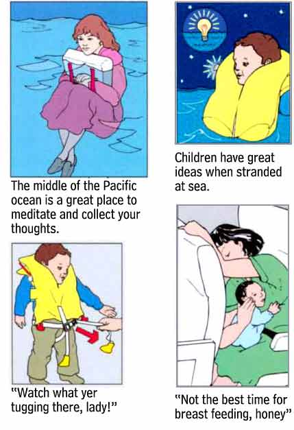 Airplane Safety Tips #2