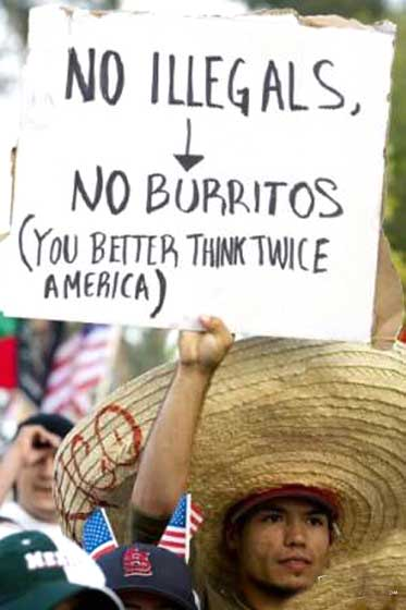 Think twice America!