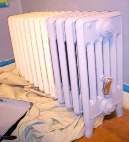 No more radiators!