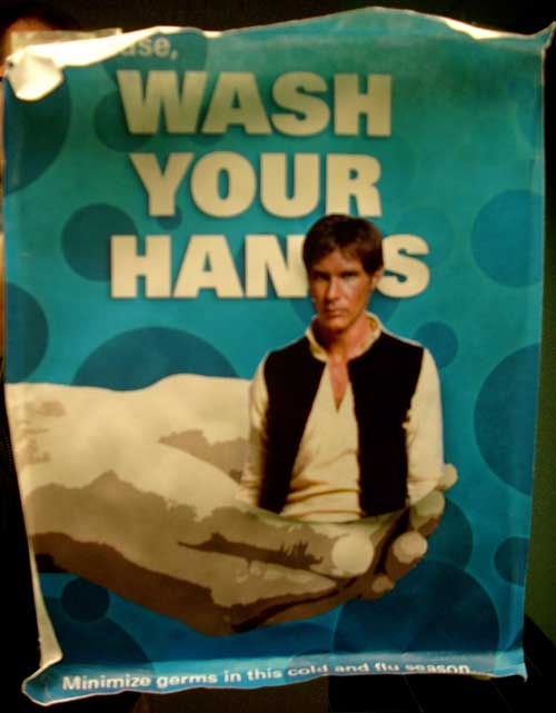 Wash your Hans