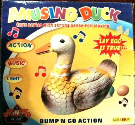Amusing Duck