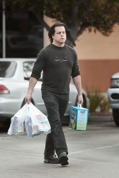 Danzig buying kitty litter
