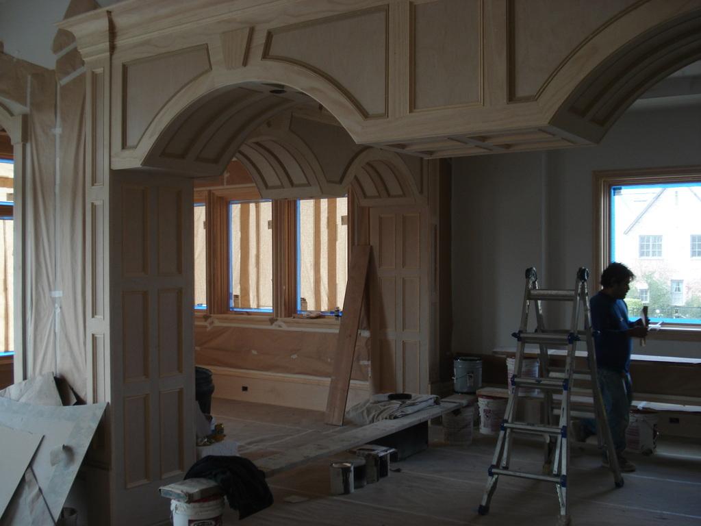 David Carpentry Image Portfolio Cased Openings
