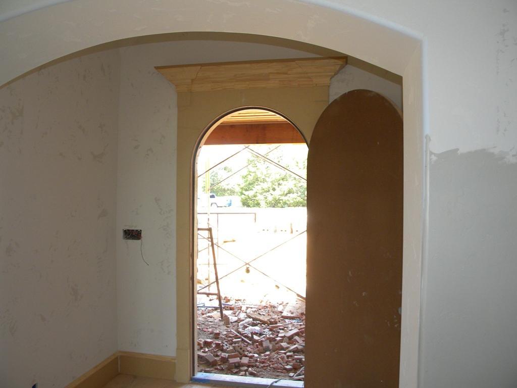 David Carpentry Image Portfolio Custom Door Trim