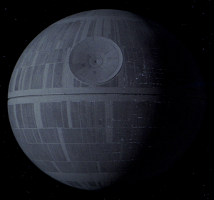 Could the ETNO be a Death Star?