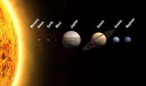 A Child's Eye View of Our Solar System - No ETNOs here!