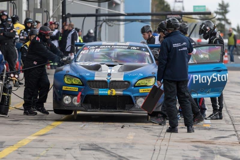24h Qualifikation 2017 - PlayStation BMW M6 GT3