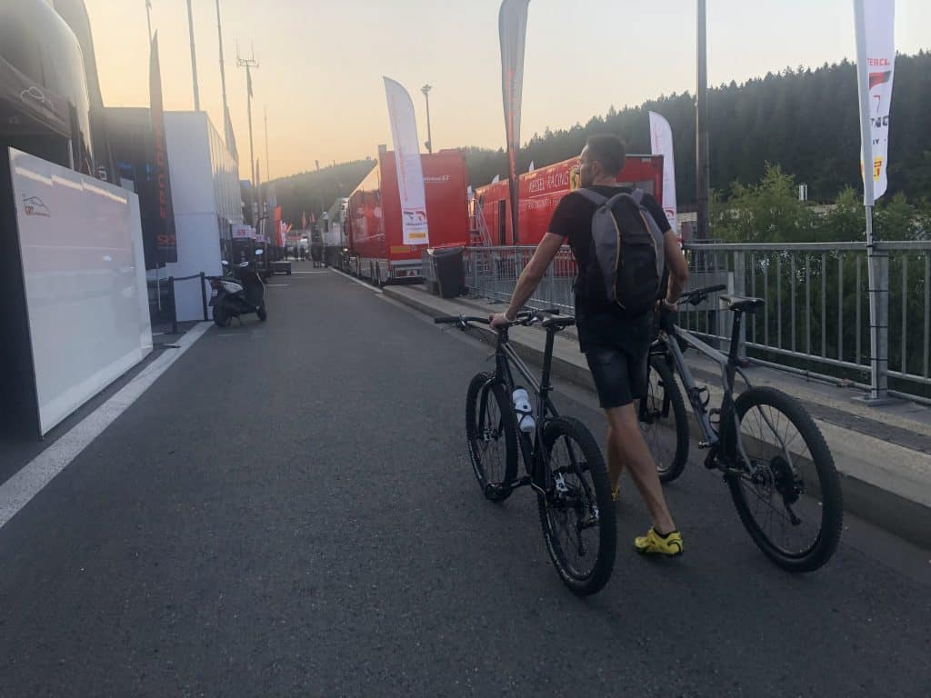 Trackwalk 24h Spa 2019