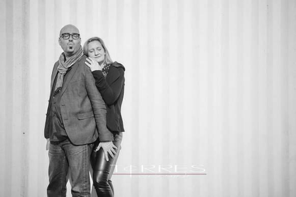 Fotoshoot Ann & Jan