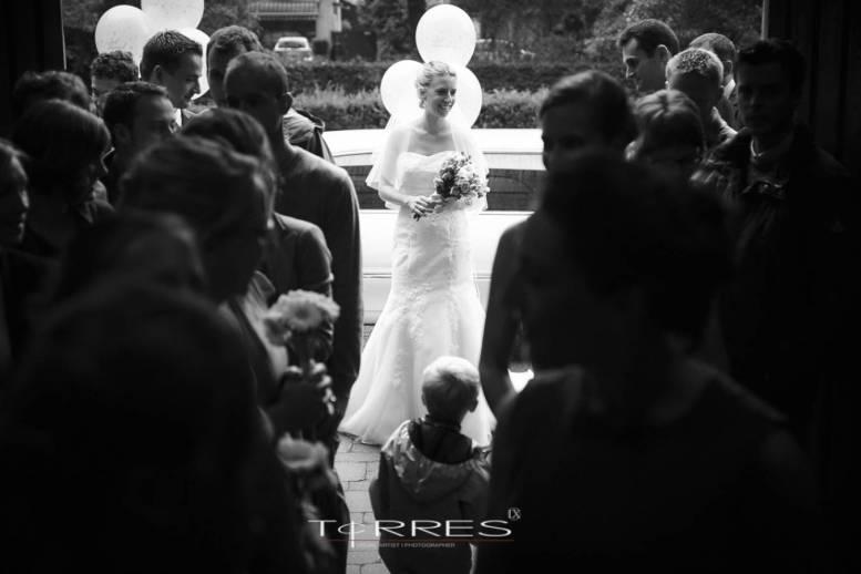 zwart wit trouwreportages