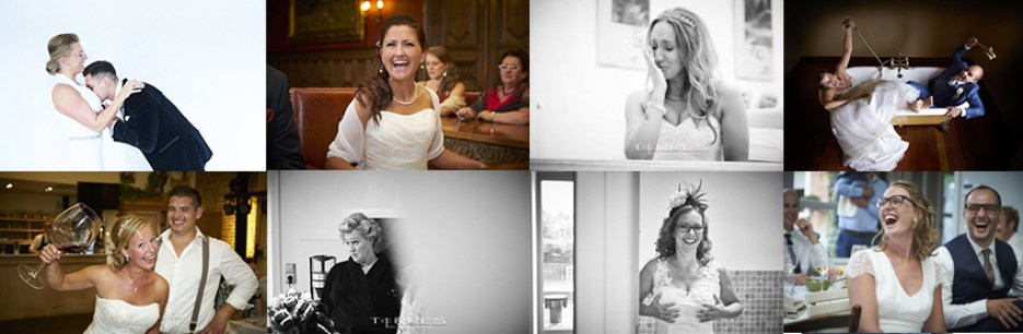 huwelijksfotograaf bruid & bruidegom