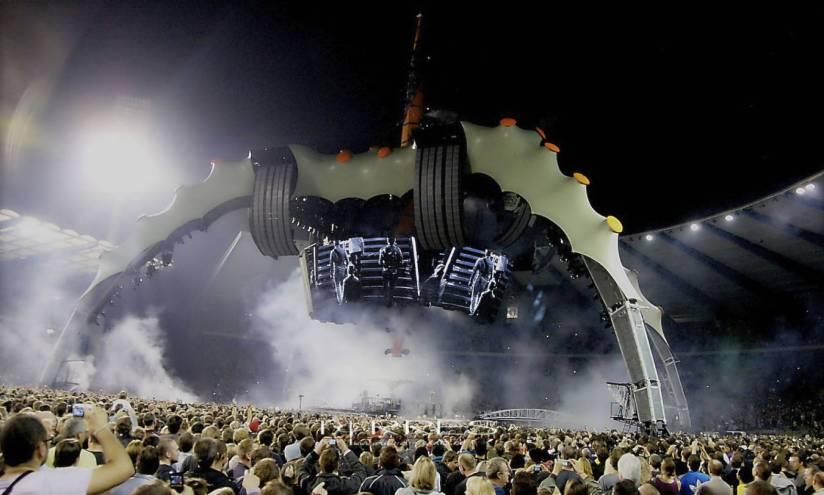 evenement fotograaf U2