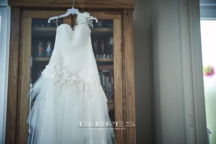 Trouwjurken trouwfotograaf