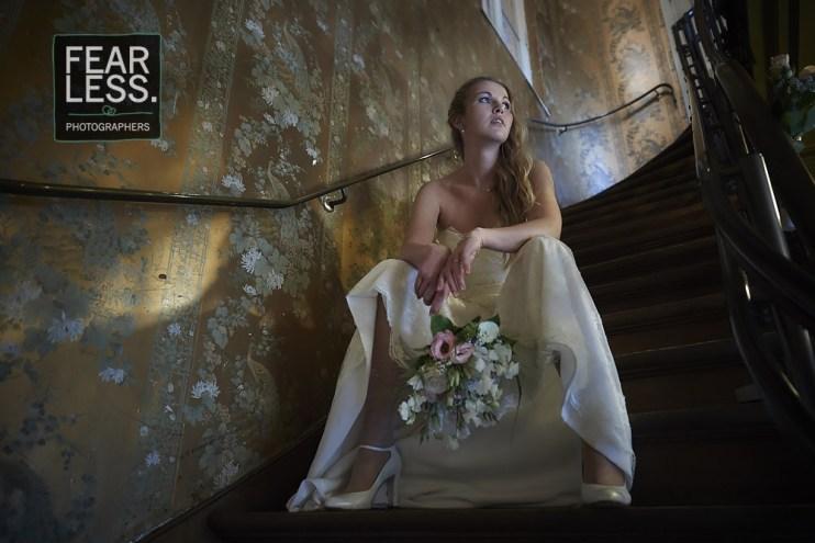 Uitdagende Bruid