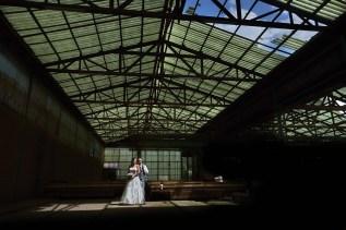 Huwelijksfotograaf Antwerpen Cindy - William