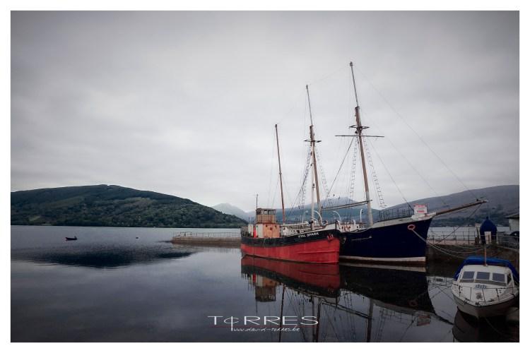Schotland landschap fotografie