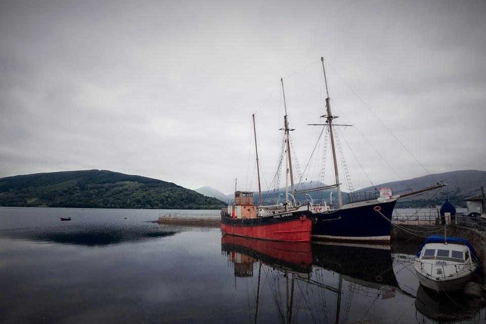Fotograaf landschap Schotland