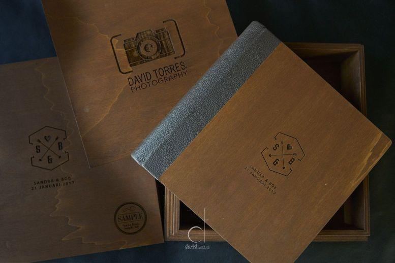 vintage fotoboeken trouw