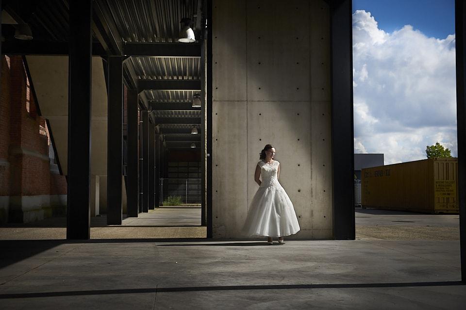Huwelijksfotograaf kunst
