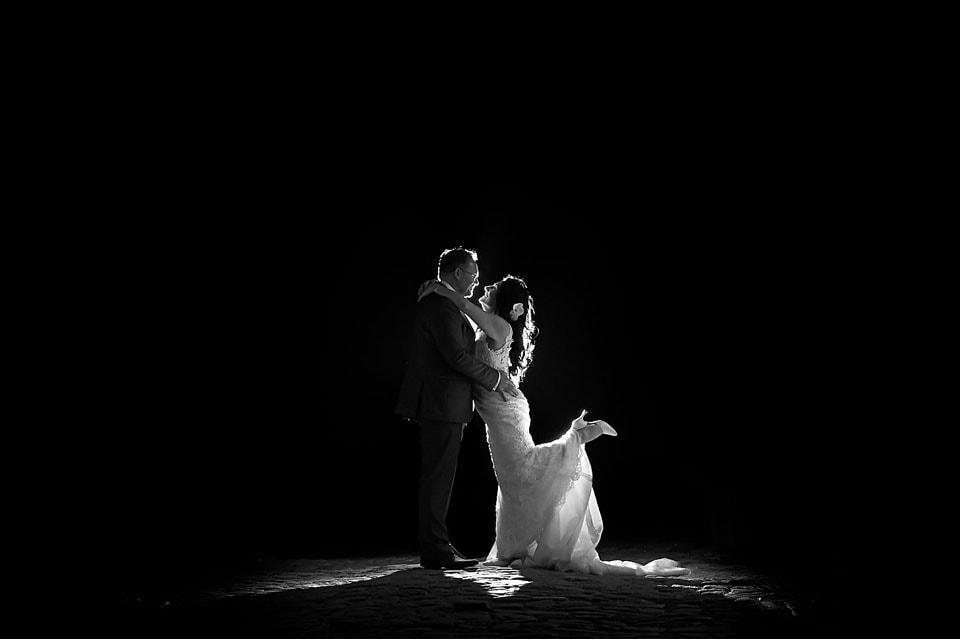 zwartwit huwelijksreportages