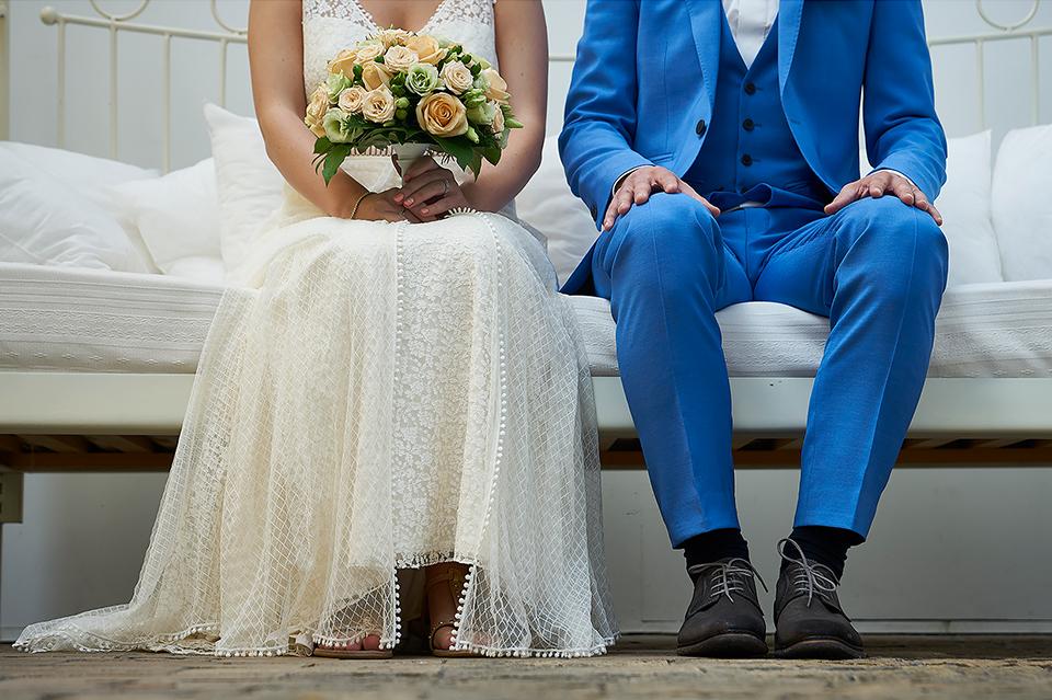 vintage huwelijk