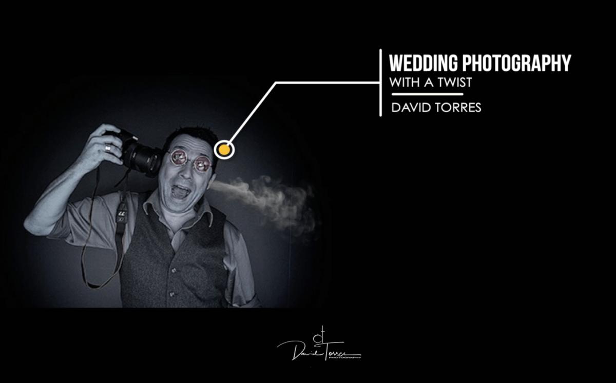 Onzichtbare huwelijksfotograaf