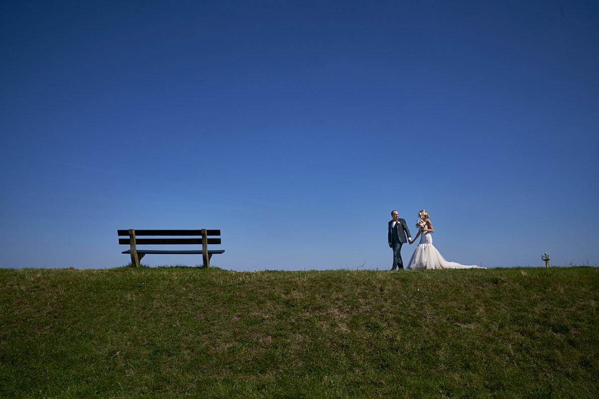 artistieke trouwfotograaf