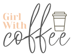 Girl With Coffee logo