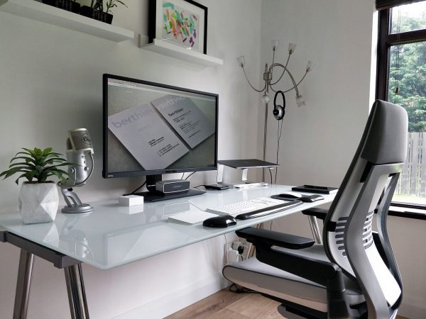 Graphic Designer Computer Desk
