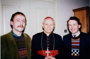 1989 with Greek Catholic Cardinal Todea and Jultz Nemeth