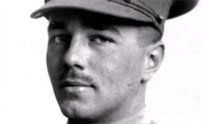 Wilfred Owen - who was educated in Birkenhead