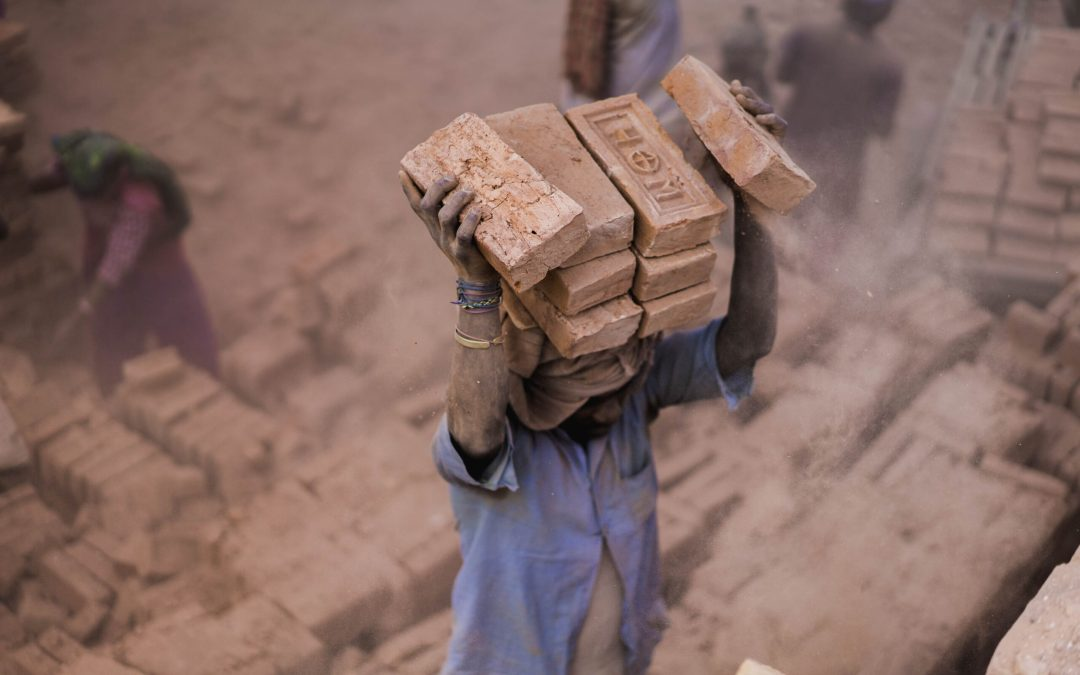 Government challenged about the use of slave labour in Uighur camps in Xinjiang