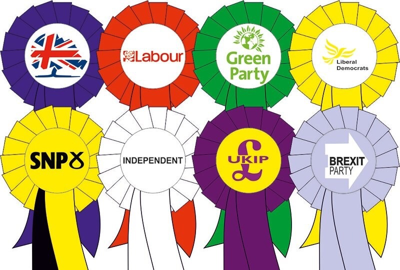 Just 1% of the UK's population are members of political parties. How worried should party managers be?