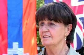 'The UK government must change tack and urgently bring to justice those responsible for war crimes against the Armenian people' – Baroness Caroline Cox in Armenia